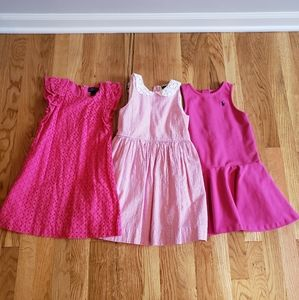 Ralph Lauren Girls Dresses